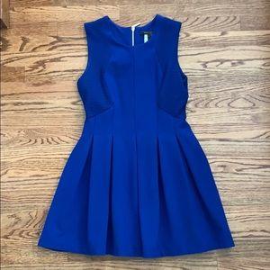 BCBGMaxAzria Cocktail Dress - Royal Blue